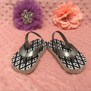 Carters Baby Girl Sandals Size XXS